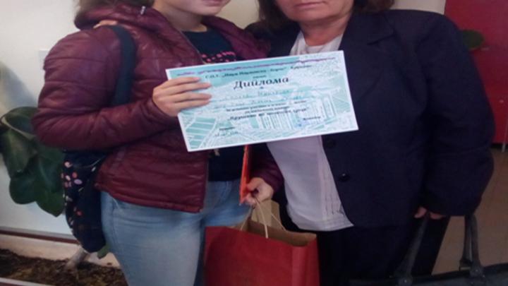 """Мирјана Јованоска го освои првото место на тема """"Крушево во моето срце"""""""