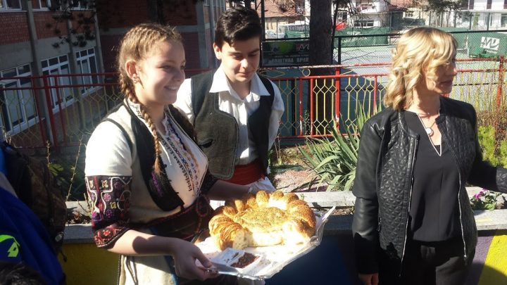 """Mobility Report from the SIDS project at Primary School """"Goce Delcev"""" Prilep (24-30.03.2019)"""