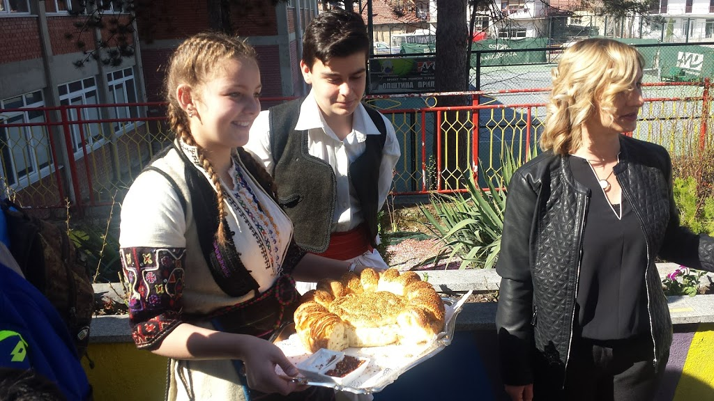 "Mobility Report from the SIDS project at Primary School ""Goce Delcev"" Prilep (24-30.03.2019)"