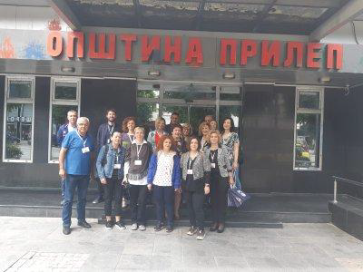Transnational Meeting Report from the Erasmus + Street Project